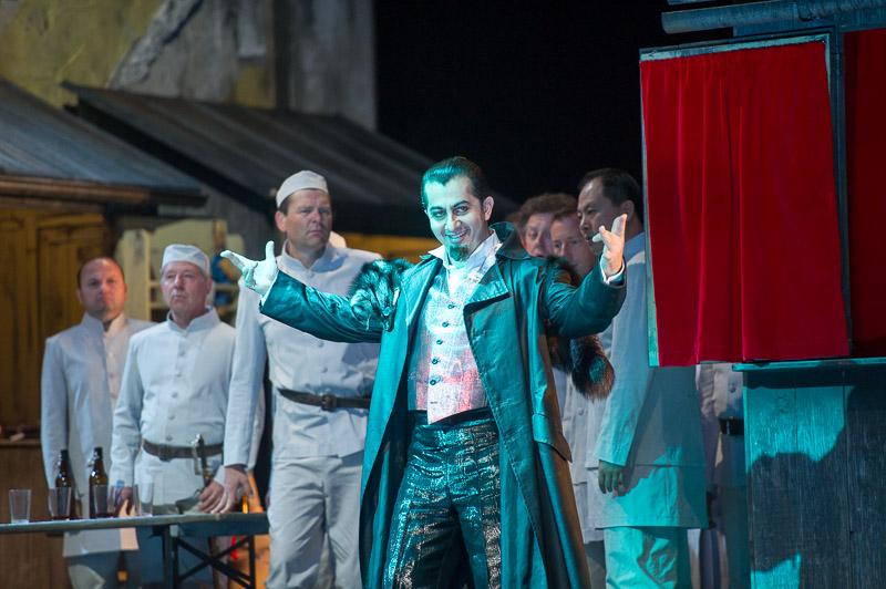 TIROLER LANDESTHEATER 2015 Faust (Margarete)